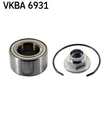 SKF  VKBA 6931 Wheel Bearing Kit Ø: 70mm, Inner Diameter: 38mm