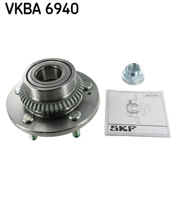 SKF  VKBA 6940 Wheel Bearing Kit