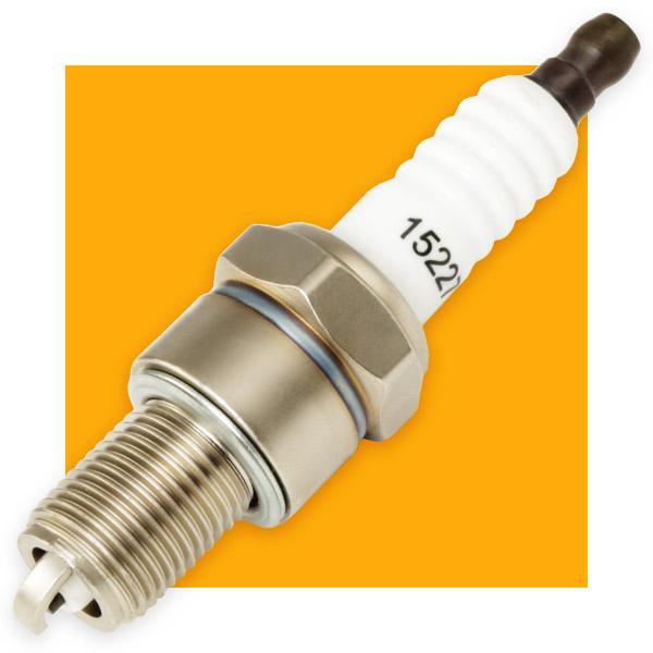 Zündkerzen 686S0011 RIDEX 686S0011 in Original Qualität