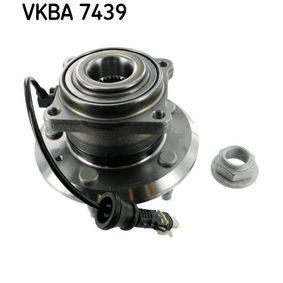 SKF  VKBA 7439 Radlagersatz