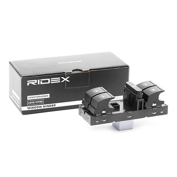Interruptor, elevalunas RIDEX 1761S0011 conocimiento experto
