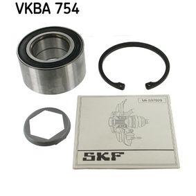 Radlagersatz Ø: 72mm, Innendurchmesser: 39mm mit OEM-Nummer 3 28 103