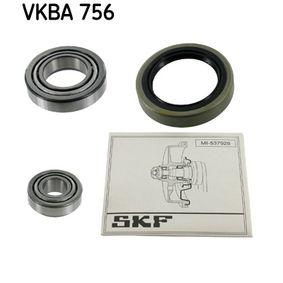 Radlagersatz mit OEM-Nummer 311405645B