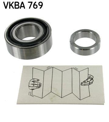 SKF  VKBA 769 Wheel Bearing Kit Ø: 62mm, Inner Diameter: 30mm
