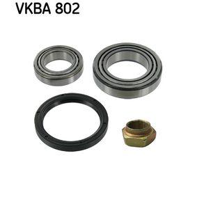 Radlagersatz mit OEM-Nummer 113517185 C