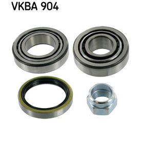 Radlagersatz mit OEM-Nummer 311405625