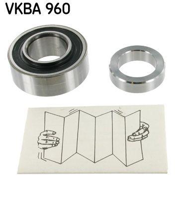 SKF  VKBA 960 Wheel Bearing Kit Ø: 62mm, Inner Diameter: 30mm