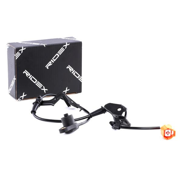 Sensor, wheel speed RIDEX 412W0257 expert knowledge