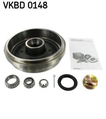 SKF  VKBD 0148 Bremstrommel Ø: 211mm
