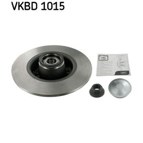 Bremsscheibe VKBD 1015 TWINGO 2 (CN0) 1.6 RS Bj 2020