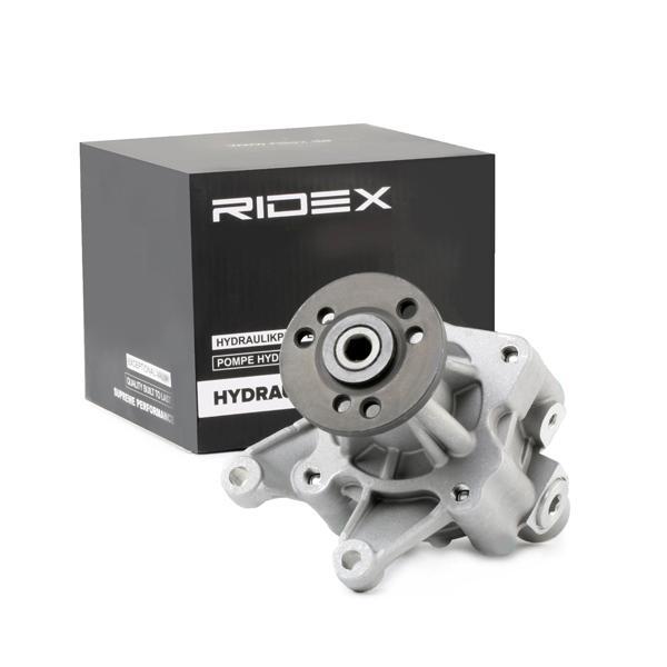 Hydraulic steering pump RIDEX 12H0121 expert knowledge