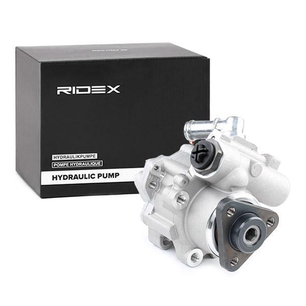 Hydraulic steering pump RIDEX 12H0124 expert knowledge