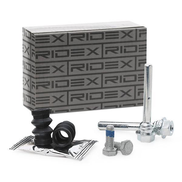 Guide Sleeve Kit, brake caliper RIDEX 1165G0022 expert knowledge