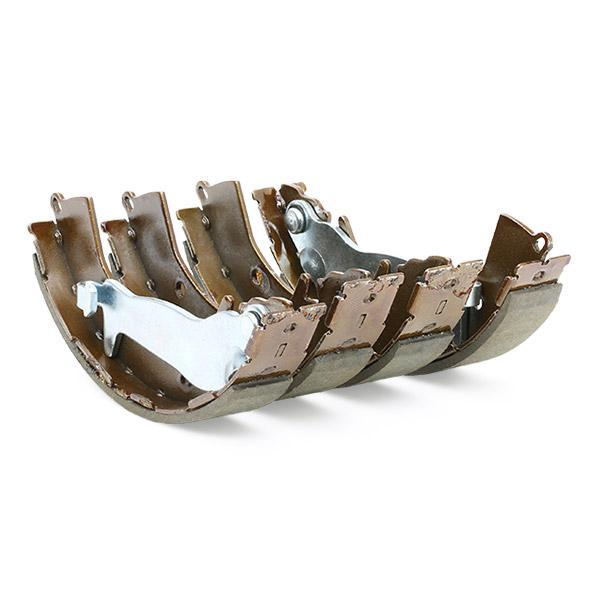 Brake Shoes & Brake Shoe Set RIDEX 70B0323 4059191720934