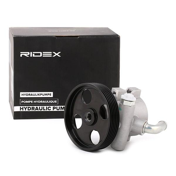 Hydraulic steering pump RIDEX 12H0127 expert knowledge
