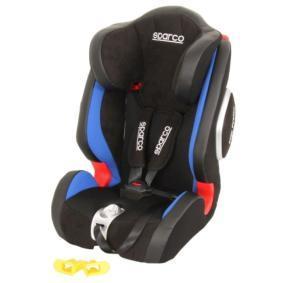 Kinderstoeltje Gewicht kind: 9-36kg, Veiligheidsgordel kinderstoel: Vijfpuntsgordel 1000KIG123BL