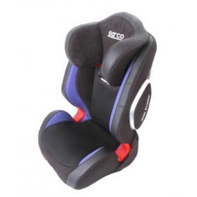 SPARCO F1000K PREMIUM 1000KIG23BL Scaun auto copil Greutatea copilului: 15-36kg, Centuri de siguranţă scaun copil: Nu