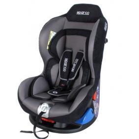 Asiento infantil Peso del niño: 0-18kg, Arneses de asientos infantiles: Cinturón de 5 puntos 5000KGR