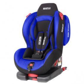 Asiento infantil Peso del niño: 9-25kg, Arneses de asientos infantiles: Cinturón de 5 puntos 500IEVOBL