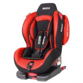Asiento infantil Peso del niño: 9-25kg, Arneses de asientos infantiles: Cinturón de 5 puntos 500IEVORD