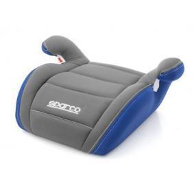 SPARCO Poduszka podwyższająca na fotel 100KBL
