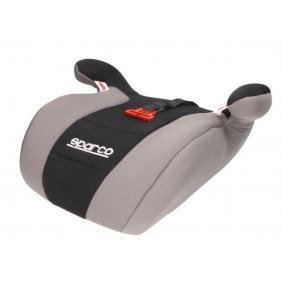 SPARCO Poduszka podwyższająca na fotel 100KGRBK