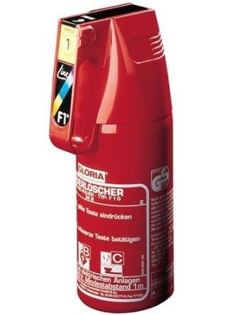 Feuerlöscher GLORIA 1403.0000 4006325146269