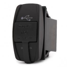 CARCOMMERCE Cablu de încărcare, brichetă 42557
