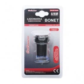 CARCOMMERCE Cablu de încărcare, brichetă 42558