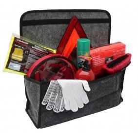 CARCOMMERCE Organizador de compartimento de bagagens / bagageira 61466