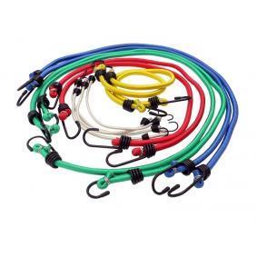 Corda elastica con ganci 61978