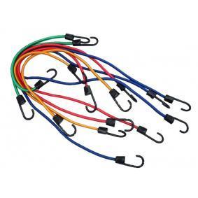 Corda elastica con ganci 68168