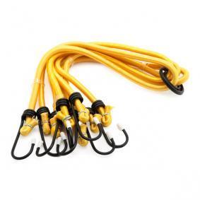 Corda elastica con ganci 68189