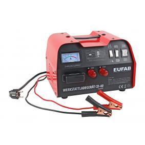 EUFAB Chargeur de batterie 16519