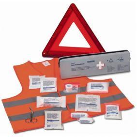 Holthaus Medical Kit de primeros auxilios para coche 62260