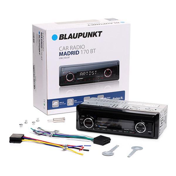 Stereos BLAUPUNKT 2001017123472 expert knowledge