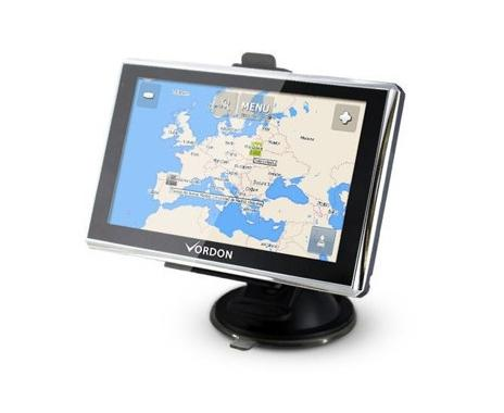 Navigationssystem VGPS5EUAV VORDON VGPS5EUAV in Original Qualität