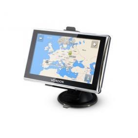 Navigationssystem Engelsk, Polsk, Tysk VGPS5EUAV