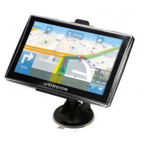 Navigační systém Německy, Anglicky, Polsky VGPS7EUAV