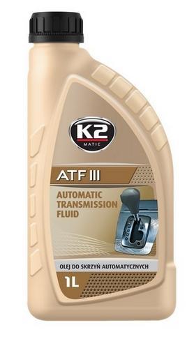 K2 ATF O5731S Automatikgetriebeöl DEXRON II D, DEXRON III D