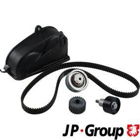 Polo 6R 1.2TSI 16V Zahnriemensatz JP GROUP 1112115010 (1.2TSI 16V Benzin 2021 CJZC)