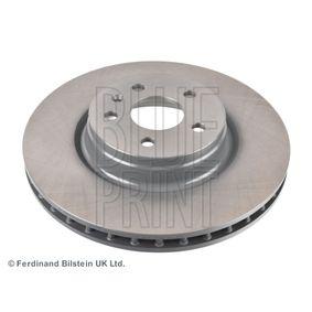 Bremsscheibe Bremsscheibendicke: 32mm, Ø: 355,0mm mit OEM-Nummer 102509900B