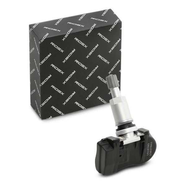 Sensore ruota, Press. gonf. pneumatici-Sistema controllo RIDEX 2232W0021 conoscenze specialistiche