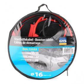 GYS Akkumulátor töltő (bika) kábelek 056329