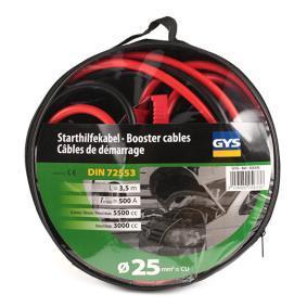 GYS Akkumulátor töltő (bika) kábelek 056336