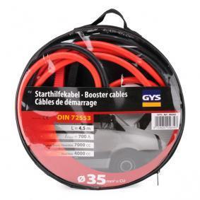 GYS Jumper cables 056343
