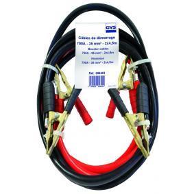 Akkumulátor töltő (bika) kábelek 056404