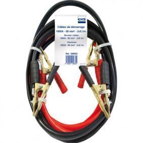 Akkumulátor töltő (bika) kábelek 056602