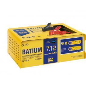 Batterieladegerät Eingangsspannung: 230V, Ladespannung: 12V, 6V 024496