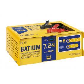 GYS Chargeur de batterie 024502